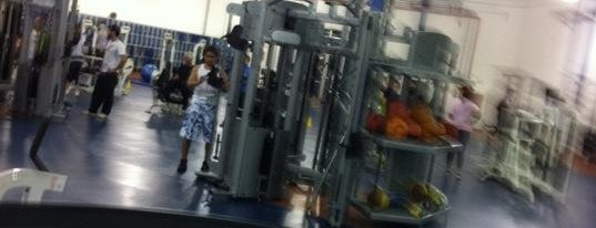 Academia Sesc Campinas is one of Mall and Fitness.