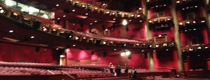 Dolby Theatre is one of Los Angeles.
