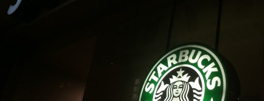 Starbucks is one of My E-Town.