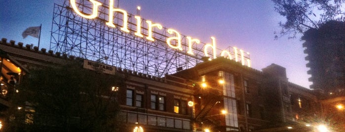 Ghirardelli Square is one of SF Must Visit.