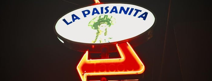 La Paisanita is one of Best of DALLAS.