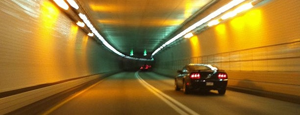 Fort McHenry Tunnel is one of Places Frequented.