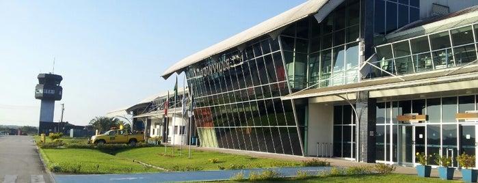 Aeroporto de Joinville / Lauro Carneiro de Loyola (JOI) is one of World AirPort.