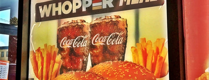 Burger King is one of Eateries.