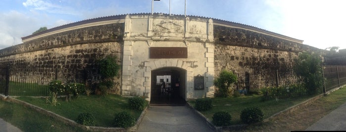 Fort Pilar is one of my turf.