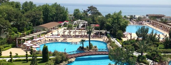 Avantgarde Hotel & Resort is one of Oteller.