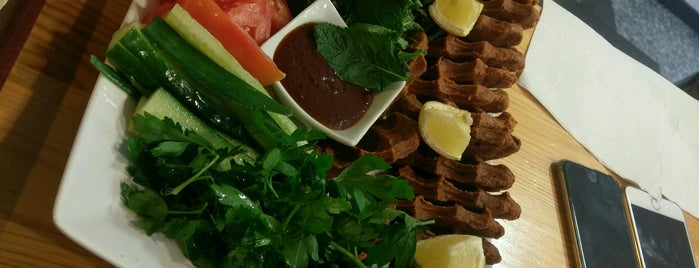 ÇiğköfteM is one of The 15 Best Places for a Healthy Food in Frankfurt Am Main.