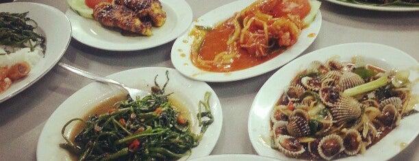 Kampoeng Seafood is one of Favorite Food.