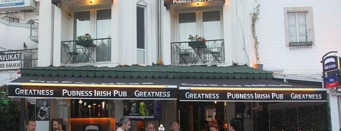 PubNESS irish pub Bodrum is one of Bodrum Bodrum.