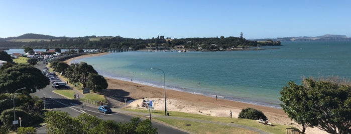 Paihia is one of NZ to go.