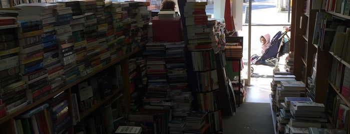 Newham Bookshop is one of Guardian Recommended Independent Bookshops.