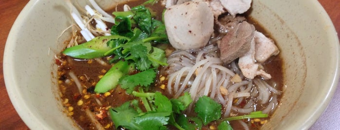Pa-Ord Noodle is one of LA Food to try.