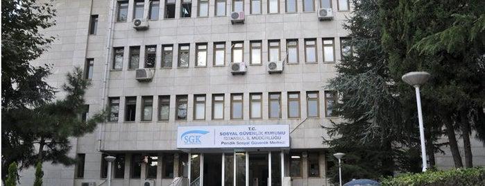 SGK Pendik Sosyal Güvenlik Merkezi is one of Temmuz 7 2017.