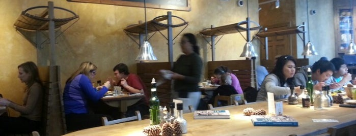 Le Pain Quotidien is one of Food Critic!.