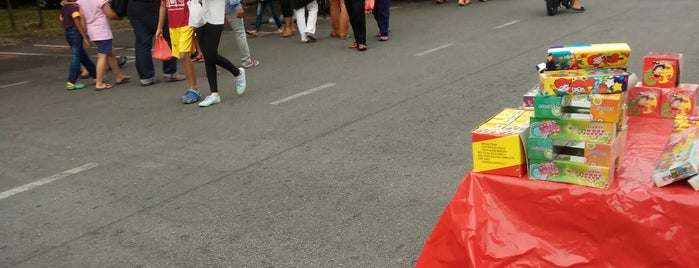 Pasar Ramadhan Putra Perdana is one of Makan @ PJ/Subang (Petaling) #7.