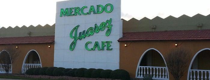 Mercado Juarez is one of Favorite Restaurants.