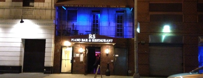 Piano Due Restaurant is one of NYC/MHTN: International.