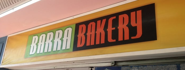 Barra Bakery is one of Meus lugares.
