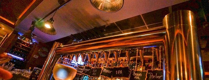Park & Sixth Gastropub is one of Great Food in Jersey City.