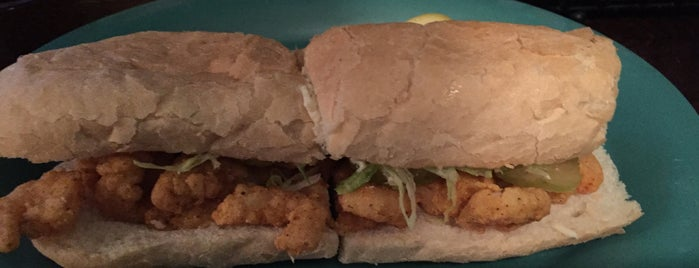 Lil' Ray's Po-Boys is one of Eateries Bon Apetit!.