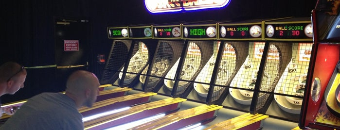 Dave & Buster's is one of Thrillist's Best Day of Your Life: Philadelphia.