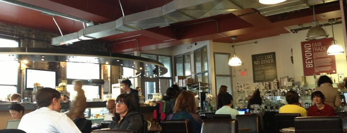 Green Beanery is one of Best Coffices in Toronto.