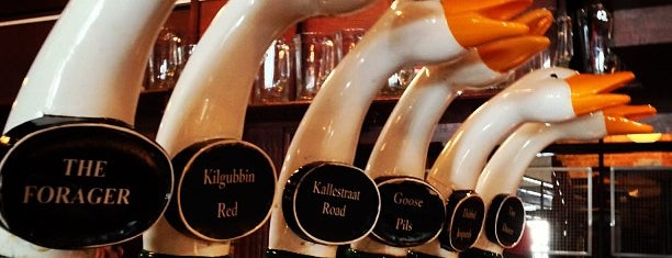 Goose Island Brewpub is one of CIA Alumni Restaurant Tour.
