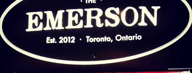 The Emerson is one of 2104.