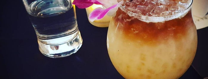 The Sugar House is one of 50 Top Cocktail Bars in the U.S..