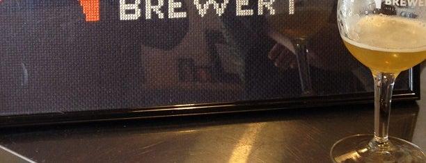 Hill Farmstead Brewery is one of Beer / RateBeer's Top 100 Brewers [2015].