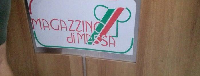 Magazzino di Massa is one of Tele-entrega.