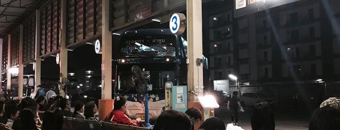 Rangsit Bus Terminal is one of ช่างกุญแจอยุธยา โทร. 094 857 8777.