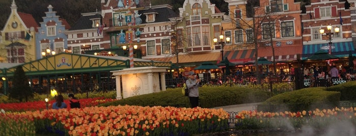 EVERLAND is one of Seoul.