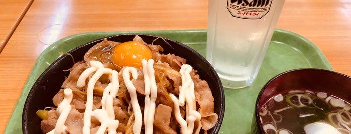 おなかの友達 萬来 春日部店 is one of 兎に角ラーメン食べる.