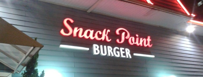 Snack Point Burger is one of Must-visit Burger Joints in São Paulo.