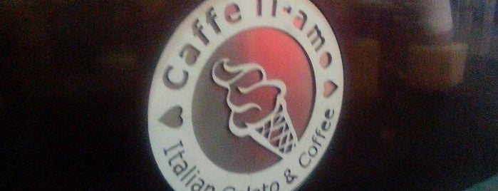 Caffè Ti-amo is one of Uber Yogurt.