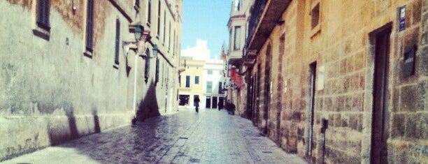 Centre històric de Ciutadella is one of Minorca.