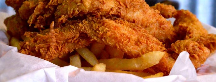 Billy Ray's Catfish & BBQ - Tulsa is one of Must-visit Fast Food Restaurants in Tulsa.