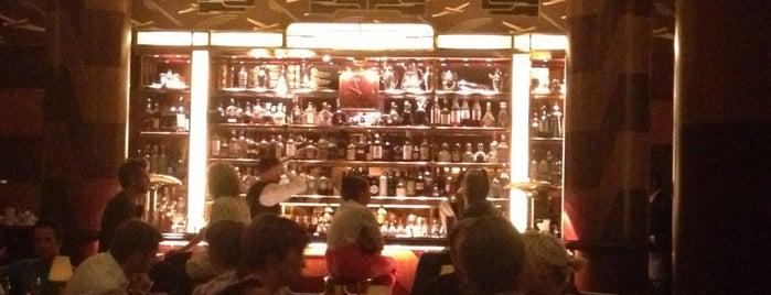 Bar Americain is one of Bars.