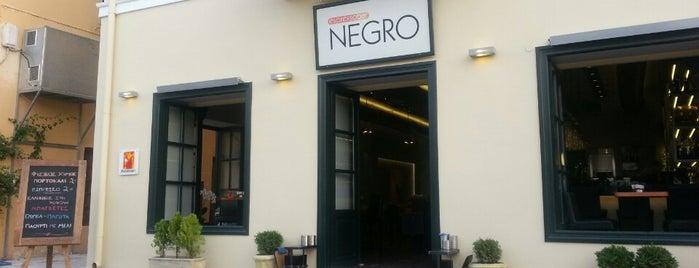 Negro Espresso Bar is one of Sherlock-Venues.