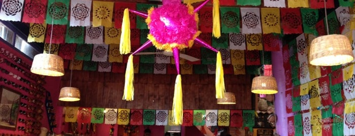 Los Colorines is one of The 20 best value restaurants in Tepoztlan, Mexico.