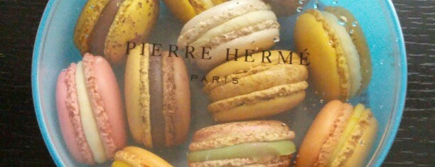 Pierre Hermé is one of Bakery in Paris.