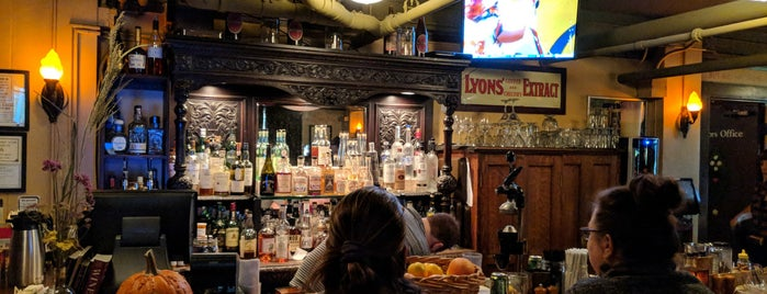 Doctor's Office Bar - Grand Lodge is one of McMenamin's.