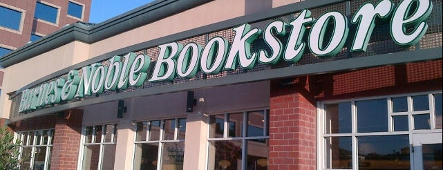 Barnes & Noble is one of The 15 Best Bookstores in San Diego.