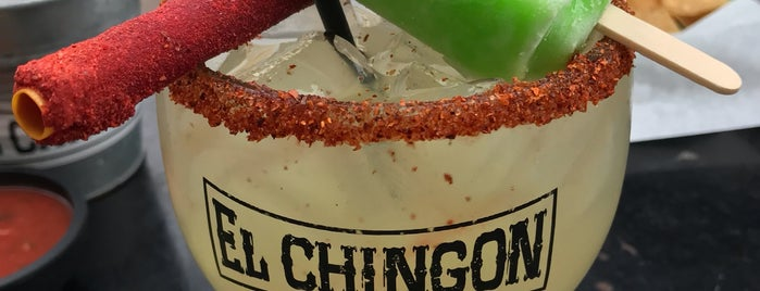 El Chingon is one of San Diego.