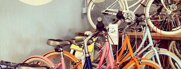 PUBLIC Bikes is one of West coast trip.