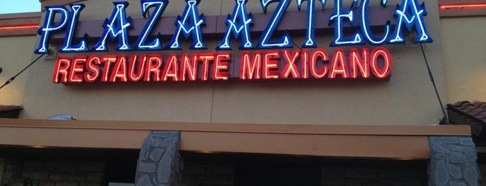 Monterey Restaurante Mexicano is one of Rest.