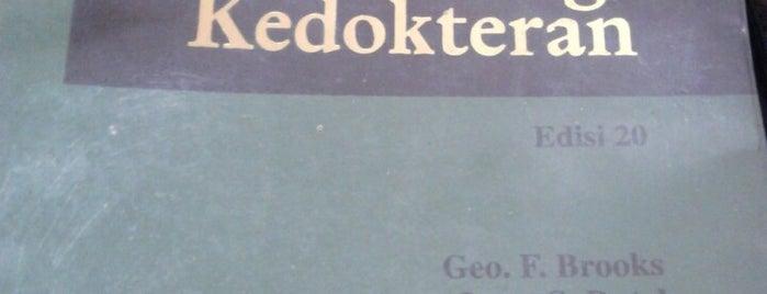 Perpustakaan FKG UI Salemba is one of Bookworm Bender Badge.