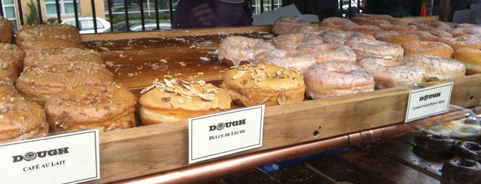 Dough is one of The 15 Best Food Trucks in Brooklyn.