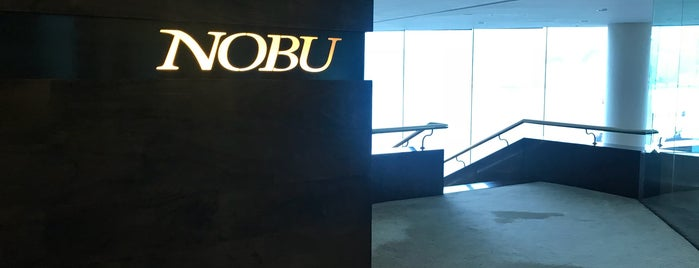 Nobu is one of Hong Kong Yet-to-Do.